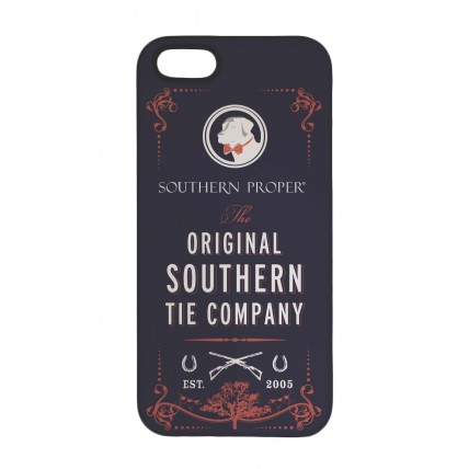 iPhone Case Navy Original Southern Case